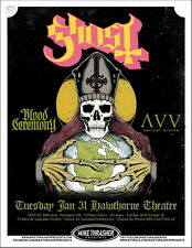 """005 Ghost - Swedish Heavy Metal Band Music 14""""x18"""" Poster"""
