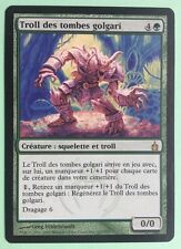 MTG MAGIC Carte TROLL DES TOMBES GOLGARI Grave 167/306 ext. RAVNICA Gatekeeper