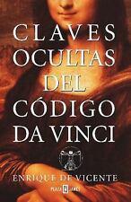 Claves Ocultas Del Codigo DA Vinci (Spanish Edition)-ExLibrary