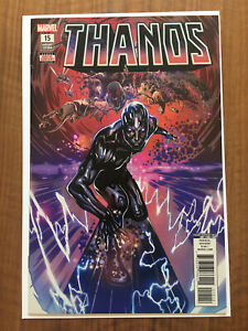 THANOS #15, 4th Print Fallen One Variant, Marvel 1st Fallen One, VF/NM Condition