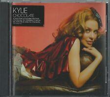 KYLIE MINOGUE - CHOCOLATE / CITY GAMES 2004 EU ENHANCED CD MAXI-SINGLE CDRS 6639
