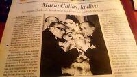 Maria Callas. 25 Aňos De Su muerte.