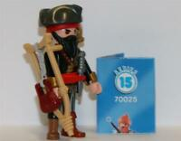 Playmobil 70025 Mystery Figures Boys SERIES 15 PIRATE  CRUTCH AND PEG LEG