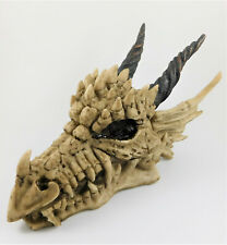 Gothic Dragon Skull Trinket / Stash Box  Figurine Ornament Statue NEW IN