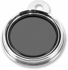 Emgo Stainless Round Classic Style Tax Disc License Holder 86-28820 0502-0514