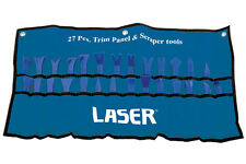 Laser Tools 6978 Trim and Panel Removal Kit 27 pc Wheel Weights