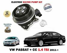 FOR VOLKSWAGEN VW PASSAT + CC 1.4 TSI CTHD 160BHP 2011 > NEW WATER PUMP KIT