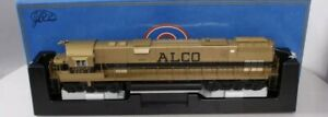 ✅ATLAS O 2-RAIL ALCO DEMONSTRATOR C628 PHASE 1 DIESEL ENGINE! O SCALE LOCOMOTIVE