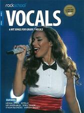 Rockschool: Vocals Grade 7 - Female (Book/Audio Download) 2014-2017 Syllabus by