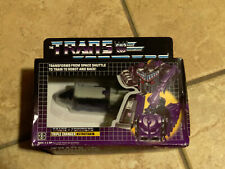 TRANSFORMERS G1 Decepticon TRIPLE CHANGER ASTROTRAIN Sealed BOX MIB REISSUE