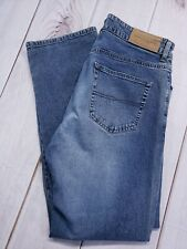 "69dd962aaf GANT Jeans Normal Waist Regular Fit Denim Medium Wash Size W34"" x L32""  Inseam"