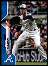 2020 Topps Baseball Factory Blue - Print Run 299 - Pick A Card - Cards 501-700