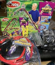 Used-As Is-Knex Storm Mountain Roller Coaster w/Instructions, Connectors, Read