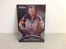 Serial Numbered New Zealand Warriors Modern (1970-Now) NRL & Rugby League Trading Cards