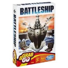NEW HASBRO BATTLESHIP GRAB & AND GO TRAVEL GAME B0995 BOARD GAMES BATTLE SHIP