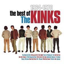 Kinks - Best of 1964-1970 SEALED NEW LP w/ 15 killer tracks!