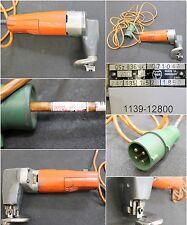 FEIN Blechschere Knabber Nibbler bis 2mm - QSz 836 -240W-1,5A-135V Drehstrom