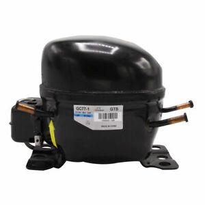1/4+ HP Replacement Refrigerator Compressor R-134A 60Hz 110V~120V GC77-1