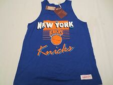 MITCHELL & NESS NBA NEW YORK KNICKS RETRO 90's TANK MENS SIZE SMALL S NWT