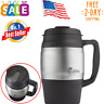 Bubba 34 oz Travel Insulated Coffee Mug Cup Classic Durable BLACK Hand-Wash Only