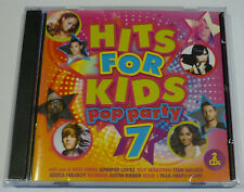 HITS FOR KIDS POP PARTY 7,  CD  in very good condition.