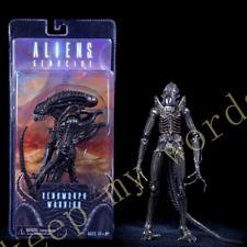 NECA Alien genocide Movie Series 5 Xenomorph Warrior 18cm PVC Action Figure