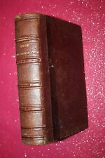 CODE DE CONSTRUCTIONS ET DE LA CONTIGUITE par M.L. PERRIN éditions  1842