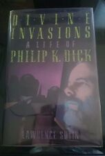 Divine Invasions Life of Philip K. Dick by Lawrence Sutin 1st/1st 1989 Hardcover
