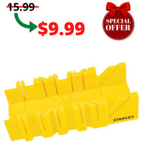 Stanley Miter Box (without  Saw )