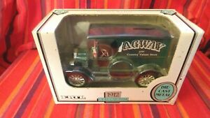 Vintage Ertl 1912 Agway Country Die-Cast Truck Bank Collectible