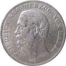 J 27 F 5 Mark Baden FRIEDRICH 1876 G en SS 613016