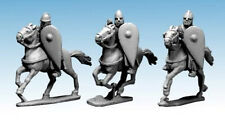 Crusader Miniatures DAN100 - Mounted Norman Knights Chainmail with Spears - SAGA