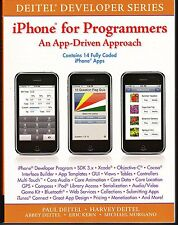 Deitel Developer: IPhone for Programmers : An App-Driven Approach by Michael...