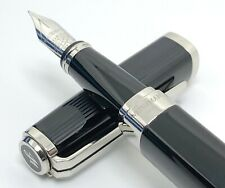 Waterman Exception Night & Day Fountain Pen 18K Gold Nib