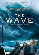 The Wave (DVD, 2016, Brand New)