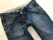 Ladies RIVER ISLAND Slouch Boyfriend Distressed Jeans Size 8 R Exc Cond!