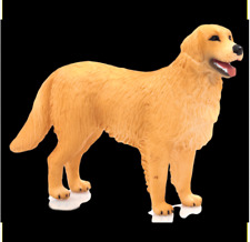 New ListingGolden Retriever Dog Figurine Pet Gold Tan Mojo Toy New Adult Standing