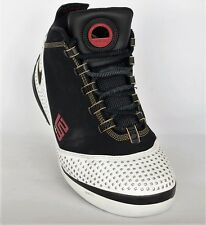 2008 Nike Zoom Soldier II 2 James Lebron 318694 101 Black White Sz. 9