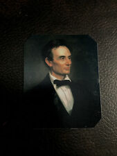 tintype Of President Abraham Lincoln Civil War  C582RP