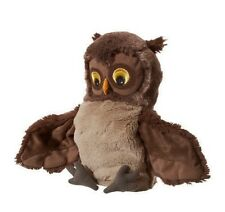 IKEA VANDRING UGGLA Owl Glove Puppet Cuddly Toy Fits Large&Small Hand UK-N786