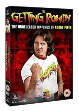 WWE Getting Rowdy - The Unreleased Matches of Roddy Piper [2x DVD] *NEU*