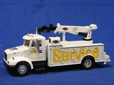 """CATERPILLAR NORSCOT 55118 PETERBILT 330 CAT DEALER SERVICE TRUCK 1:50 """"NEW"""""""