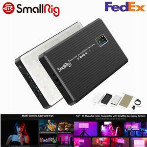 SmallRig RGB LED Video Light LED 2500-8500K Full Color + Softbox&Honeycomb Grid
