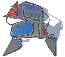1989-1992 Mitsubishi Mirage Lancer Power Mirrors Eagle Summit LX Colt L&R side