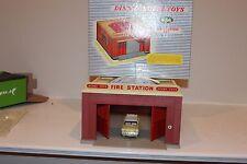 DINKY SUPERTOYS FIRE STATION KIT #954 RARE RARE  In MINT Factory Original Box.
