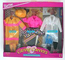 BARBIE CARING CAREERS FASHION GIFT SET #10773 Mattel 1993 NRFB