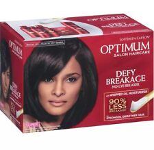 Softsheen Carson Optimum Salon Haircare Defy Breakage No-Lye Relaxer Kit Super