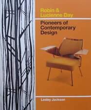 LIVRE : ROBIN & LUCIENNE DAY design (meuble,textile ..,années 50 60 70