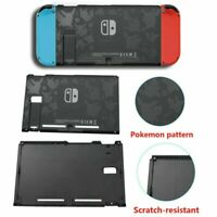 Back Plate Case Housing Cover Shell Replacement for Game Switch Game Console BEU