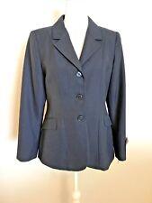 OVATION Sport Show Coat 18R Ladies 8 Riding Jacket NWT Navy Blue Herringbone New